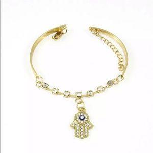 Jewelry - New Item✨ Fatima Hamsa Hand Bracelet 🧿